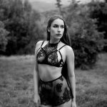 Karolina Laskowska Lingerie. Photography by A. Lindseth