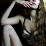 Karolina Laskowska Lingerie Cassiopeia. Photography by Jenni Hampshire